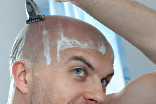 How to Shave your Head Without Cutting Yourself