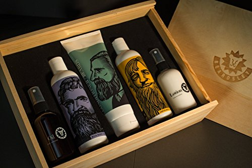 Beardsley in the Box Beard Care Gift Set Review