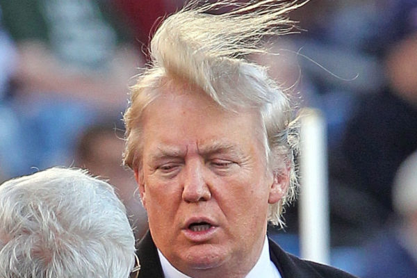 Why the Toupee went out of Fashion