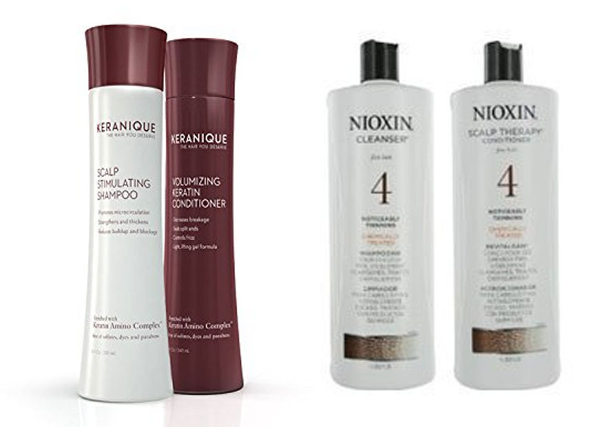 Nioxin vs Keranique – A Comparison
