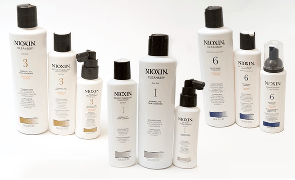 Nioxin 1 vs 2 – What's the difference?