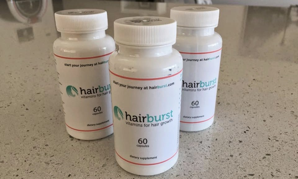Sugar Bear Hair vs Hairburst