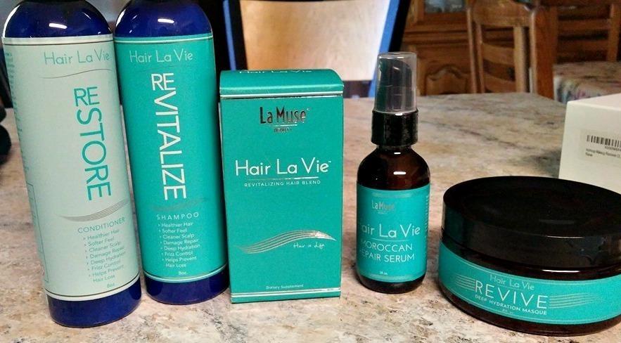 Hair La Vie vs Viviscal